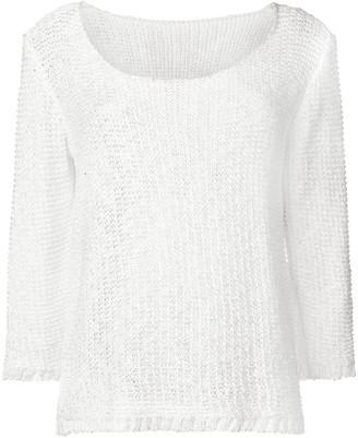 Charlott fine knit jumper