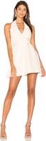 Keepsake Modern Things Mini Dress