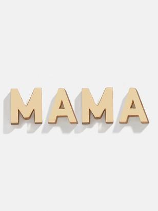 BaubleBar Mama Gold Letter Kit