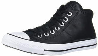Converse Chuck Taylor All Star Madison Leather Mid Top Sneaker