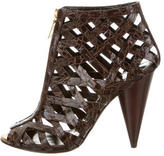 Tom Ford Crocodile Cage Sandals