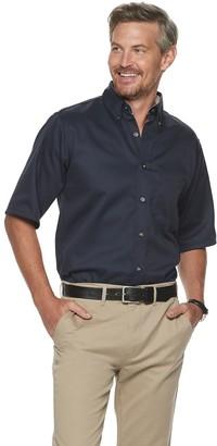 Men's Red Kap Cotton Contrast Dress Shirt
