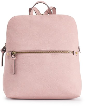 SONOMA Goods for Life Riley Faux-Leather Backpack