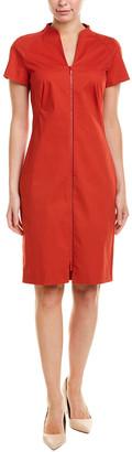 Lafayette 148 New York Lottie Sheath Dress