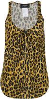 DSQUARED2 leopard vest