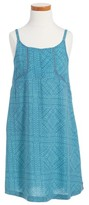 Roxy Girl's Welcome Dear Swing Dress