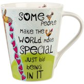Life is Good The Good Life Special Friends Mug, Fine China