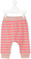 Stella McCartney striped trousers - kids - Cotton/Polyester - 3 mth