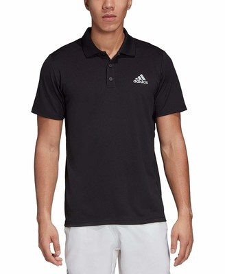 adidas Men's Club Rib Polo