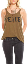 Chaser Peace Tank Top