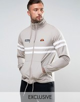 Ellesse Jacket With Turtleneck