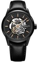 Raymond Weil Freelancer Automatic Skeleton Watch