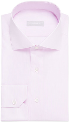 Stefano Ricci Men's Narrow-Stripe Cotton Dress Shirt
