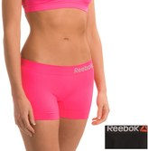 Reebok Delta Seamless Panties - 2-Pack, Boy Short (For Women)