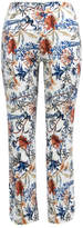 Up! Floral Pull On Pant