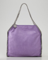 Stella McCartney Falabella Small Tote Bag, Purple