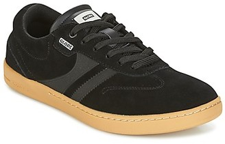 Globe EMPIRE men's Skate Shoes (Trainers) in Black