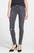 Paige 'Verdugo' Distressed Ultra Skinny Jeans (Kate Destructive)