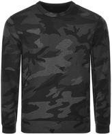 Ralph Lauren Camouflage Sweatshirt Grey