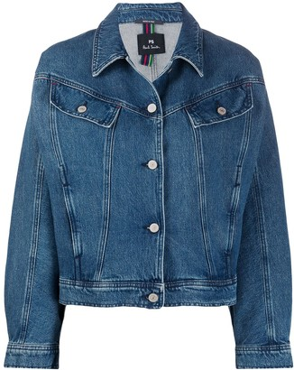 Paul Smith Relaxed-Fit Denim Jacket