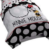 Disney Minnie Mouse Comforter - Twin