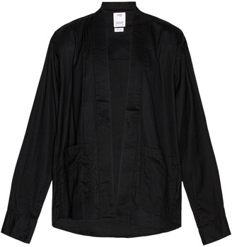 Visvim Lhamo Shirt in Black | FWRD