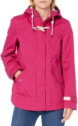 Joules Outerwear Women's Coast Rain Jacket