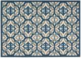 Waverly Sun N' Shade Celestial Geometric Indoor Outdoor Rug - 10' x 13'