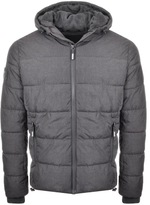 Superdry Sport Puffer Jacket Grey