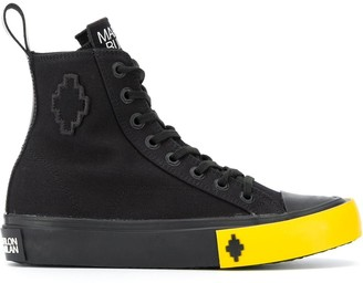 Marcelo Burlon County of Milan XXI high-top Vulcanized sneakers