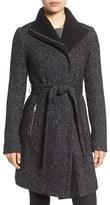 Tahari 'Eva' Belted Tweed Jacket