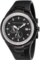 Armani Exchange A|X Crystal Accents Dial Women's Watch AX5014