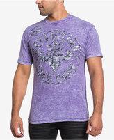 Affliction Men's Thunderbird Reversible Graphic-Print Logo T-Shirt