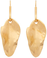Marni Gold Leaf Earrings