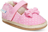 Robeez Soft Soles Buttercup Espadrilles, Baby Girls (0-24 months)