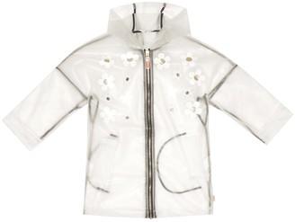 Little Marc Jacobs Transparent raincoat