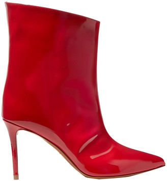 Alexandre Vauthier Alex Patent-leather Ankle Boots