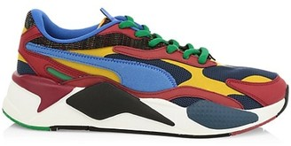Puma Men'sRS-X Afrobeat Mix Sneakers