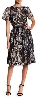 Endless Rose Novelty Mesh Skirt