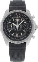 Breitling Men's 49mm Black Rubber Band Titanium Case Sapphire Crystal Automatic Watch E2736522-BC63