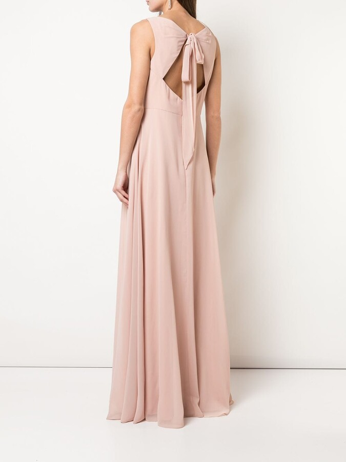 Thumbnail for your product : Marchesa Notte Square Neck Bridesmaid Dress