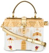 Dolce & Gabbana 'Dolce' castle box tote