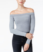 GUESS Elijah Off-The-Shoulder Bodysuit