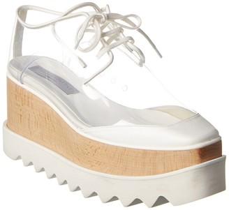 Stella McCartney Elyse Transparent Platform Sneaker