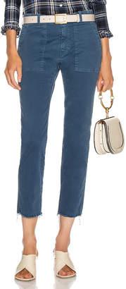 Nili Lotan Jenna Pant in Vintage Blue | FWRD