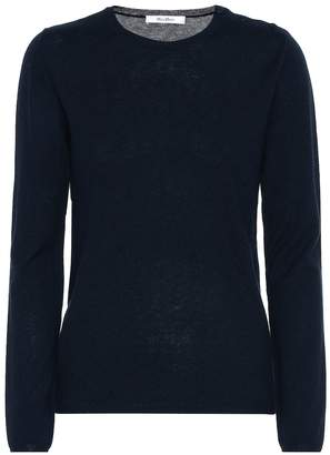 Max Mara Berma silk and cashmere sweater