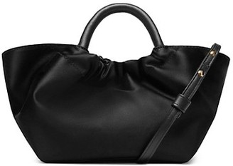 DeMellier Mini Los Angeles Satin Tote