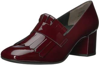 Paul Green Women's Ness Kilty Pump Bordo Patent 5.5 Medium US