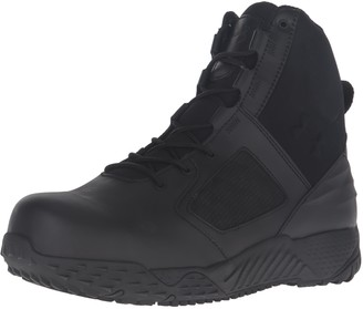 Under Armour Men's Stellar Zip 2.0 Protect Military and Tactical Boot