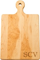 The Well Appointed House Personalized 16''x10'' Artisan Cutting Board